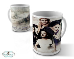 Caneca Once Up a Time - Mod . 2