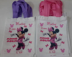 Eco Bag Minnie e Mickey