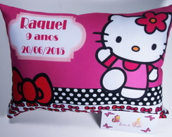 Almofada Personalizada Hello Kitty