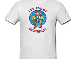 Camisa Breaking Bad Los Pollos Hermanos