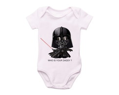 Body Infantil Darth Vader Kid