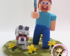 MINECRAFT BISCUIT