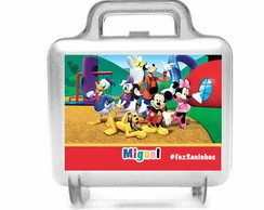 Kit Pintura Maletinha- Turma do Mickey