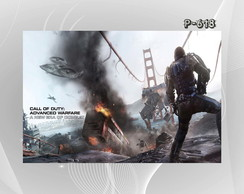Poster 30x45cm Tv Games - Call Of Duty
