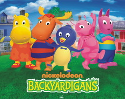 Quadro The Backyardigans 1