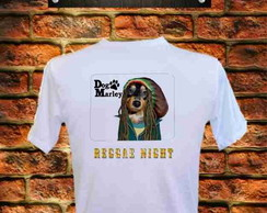 Camiseta Dog Reggae