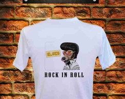 Camiseta Rock in Roll