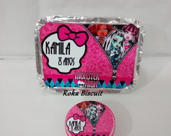 Kit Monster High 2 peças
