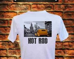 Camiseta Hot rod