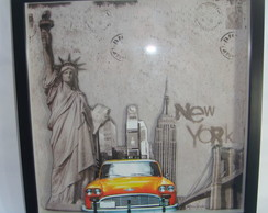 Quadro arte francesa New York