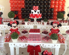 Minnie Vermelha Clean