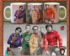 Caneca The Big Bang Theory 01