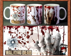 Caneca The Walking Dead 01