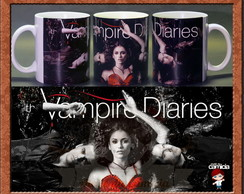 Caneca The Vampire Diaries 01