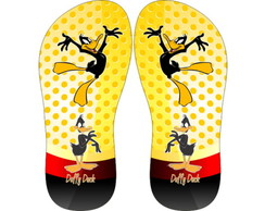 CHINELO PERSONALIZADO, Daffy Duck.