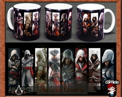 Caneca Assassin's Creed 01