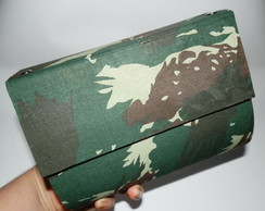 Clutch Casual Camuflagem