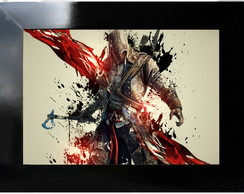 POSTER GAME -ASSASSIN`S CREED