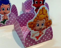 Forminhas Bubble Guppies