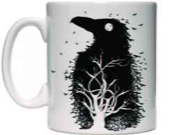 Caneca , GAME OF THRONES CORVO