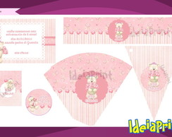 Wrapper - saia cupcake