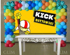 Painel Grande Kick Buttowsk