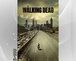 Poster 30x45cm Seriados Tv Walking Dead