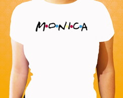Camiseta - Friends - Monica - F/M