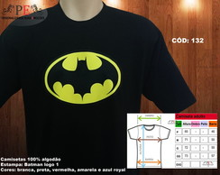 Camisetas Batman logo