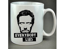 CANECA - EVERY BODY LIES