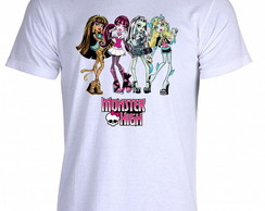 Camiseta Monster High 07