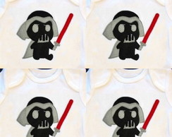 BODY OU CAMISETA DARTH