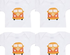 BODY OU CAMISETA KOMBI