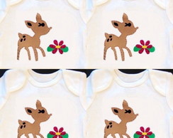 BODY OU CAMISETA  BAMBI