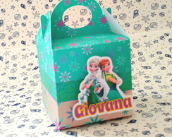 Box Frozen Fever