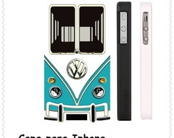 Case Capa Para IPHONE 4/4S e 5 6- Kombi