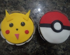 Cupcakes - Pokemon