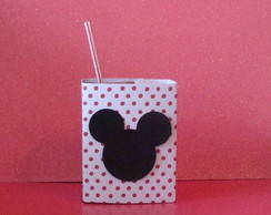 BRINDE DO MICKEY, ENFEITE DE MESA