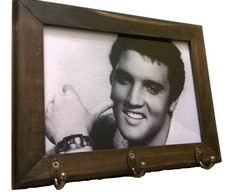 Porta Chaves Elvis Retrô