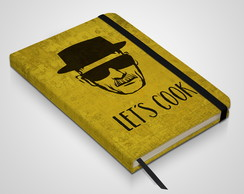 Caderno de Receitas Breaking Bad