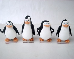 Pinguins de Madagascar - PRONTA ENTREGA