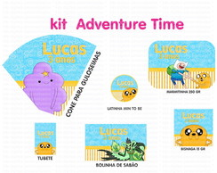 Kit Adventure Time