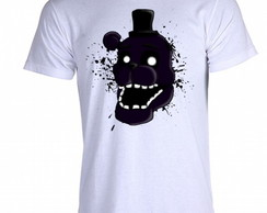 Camiseta FNAF Five Nigths at Freddy's 01