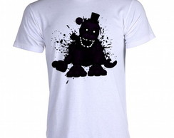 Camiseta FNAF Five Nigths at Freddy's 04
