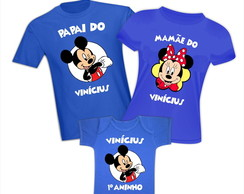 Kit Festa Mickey - Royal