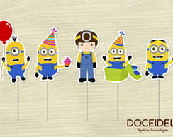 Toppers - Minions II