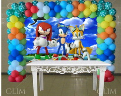 Painel Grande Sonic