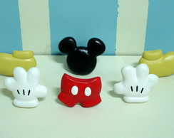 PUXADOR DE GAVETA PARTES DO MICKEY