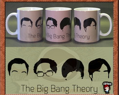 Caneca The Big Bang Theory 05