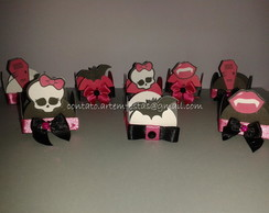 Festa Monster High forminhas Personaliza